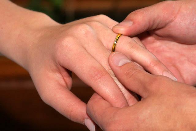 The Ultimate Wedding Ring Exchange Judith Johnson
